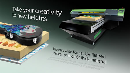 Print on Thick and Riged Materials